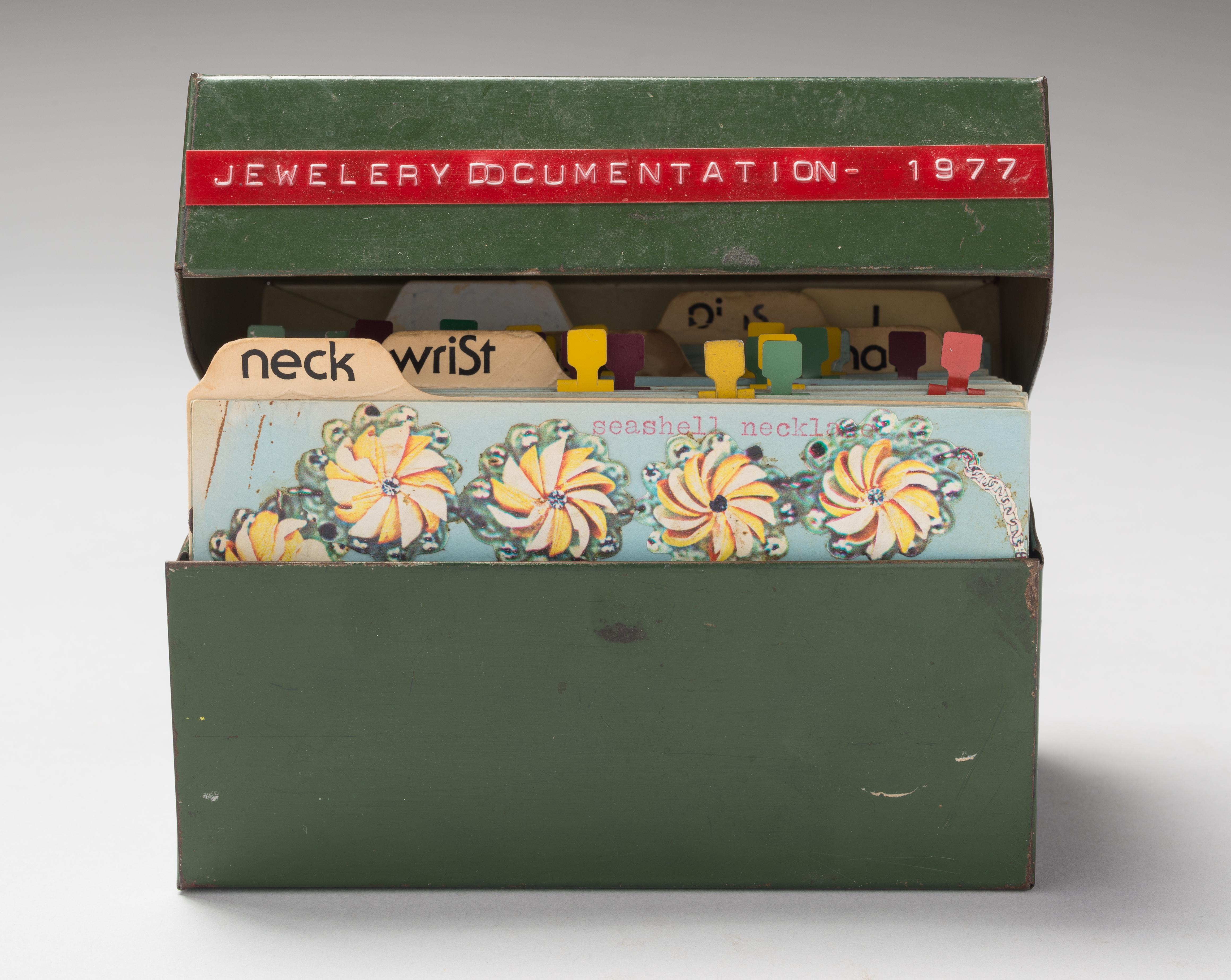 Jewelry Documentation 1977