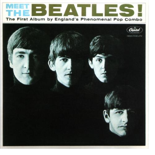 """Meet the Beatles,"" Beatles Fan, ""She Loves YOu"""