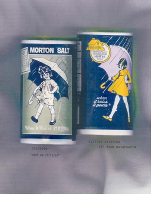 collections artist Morton's Salt